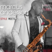 Marcus Anderson - No Worries